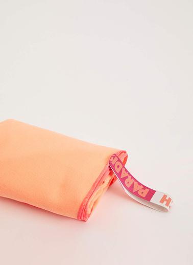 DeFacto Mikrofiber Havlu Oranj